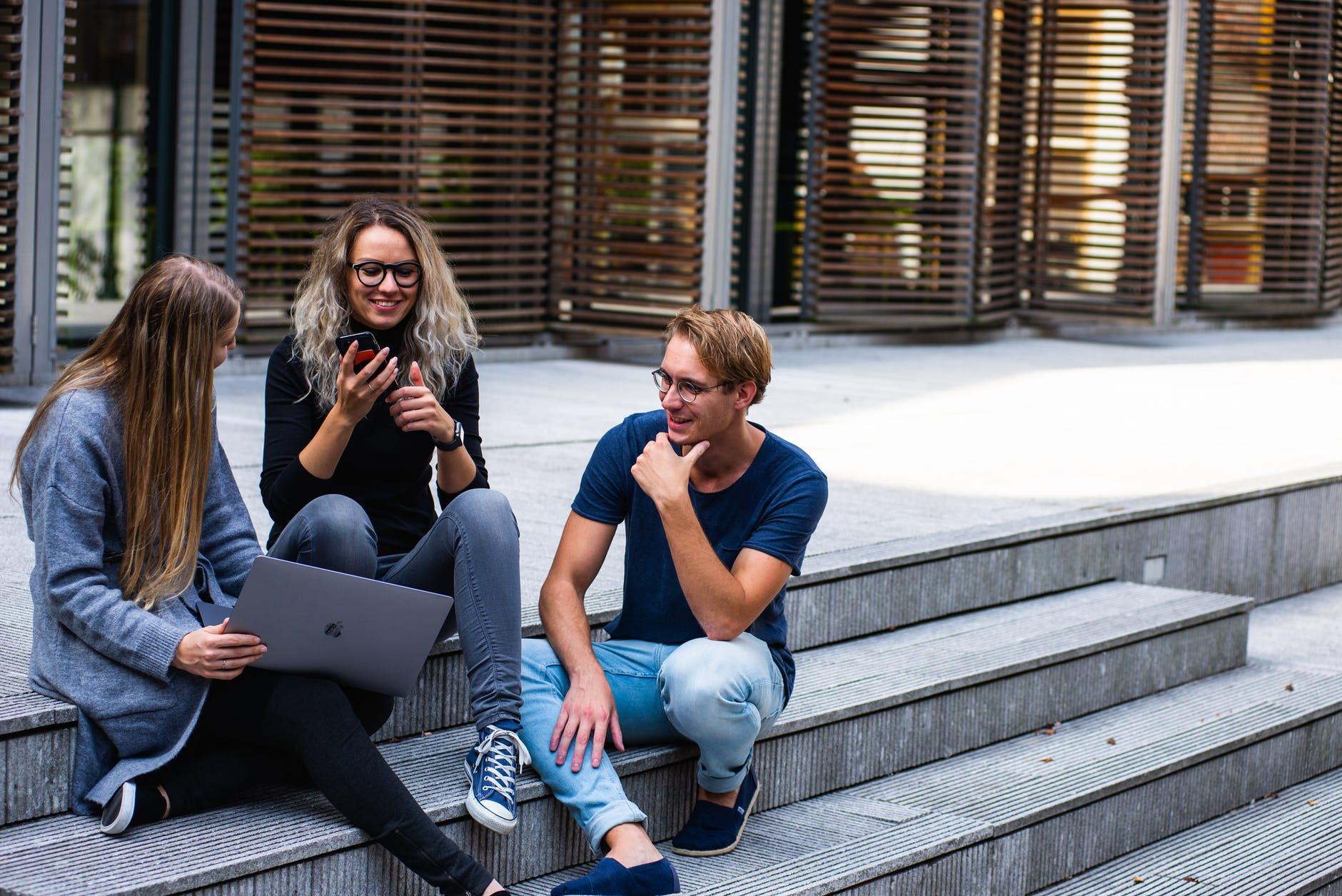 El rol de los estudiantes en el conectismo