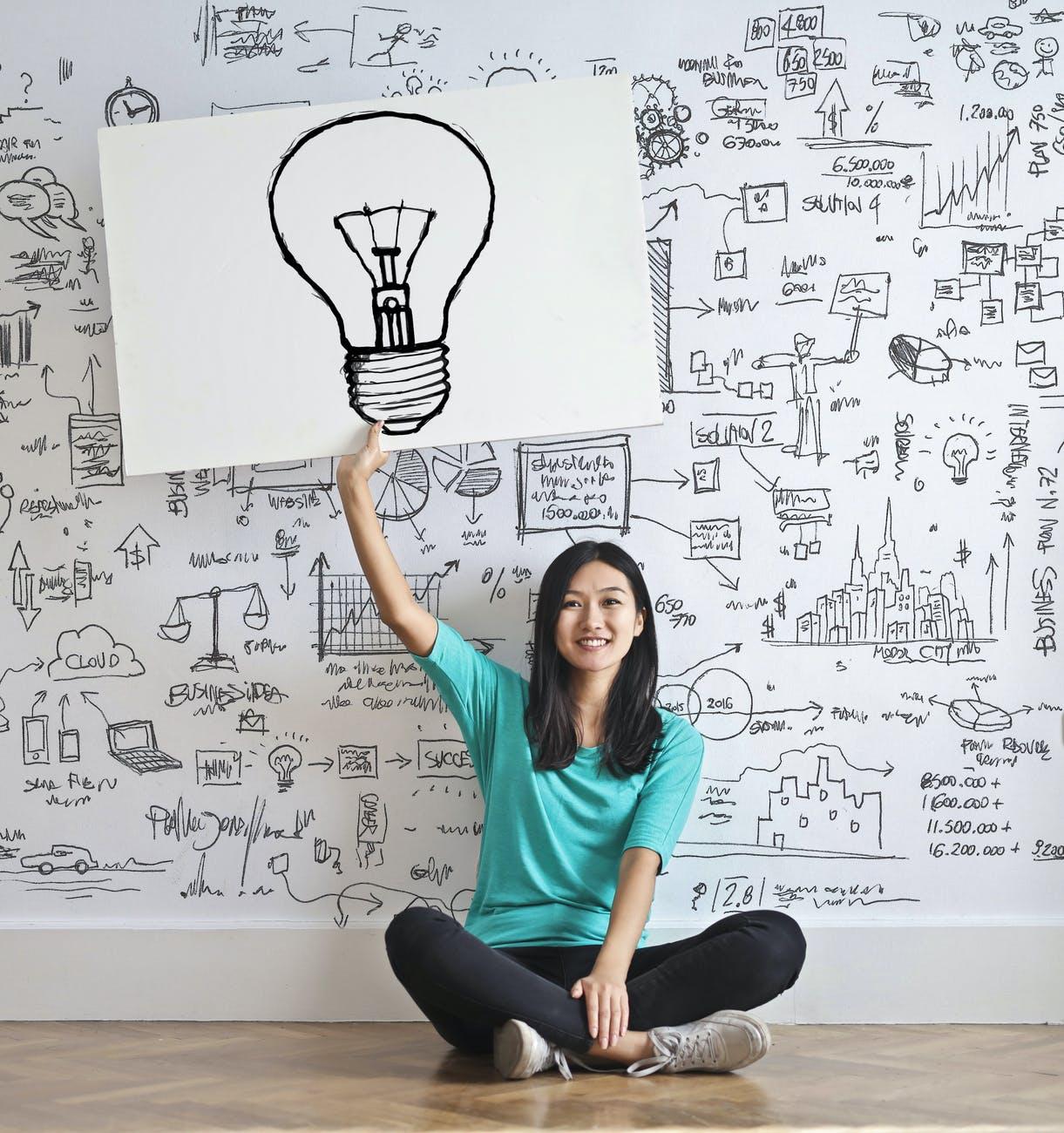 Innovación en las mejores mentes del negocio